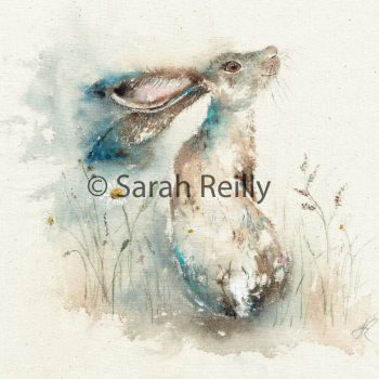 Daydreamer by Sarah Reilly, Suffolk Artist, Love Country by Sarah Reilly