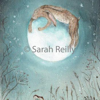 Hugging the Moon
