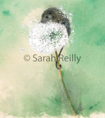 Make a Wish by Sarah Reilly Suffolk Artist Love Country by Sarah Reilly