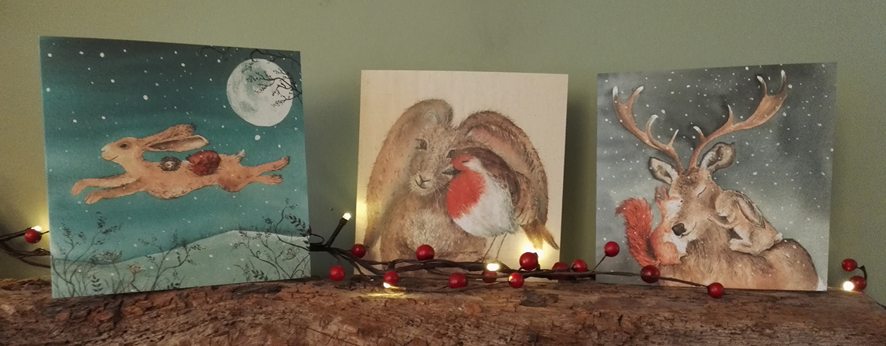 Gorgeous Christmas Cards available to wholesale
