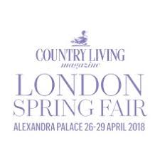 Find us at the Country Living Spring Fair!