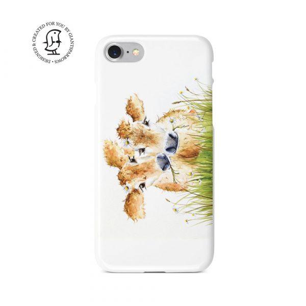 daisy moos Phone Case by Sarah Reilly