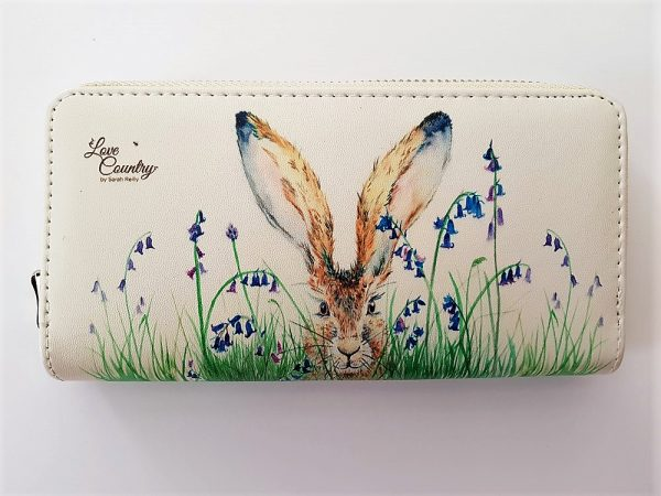 Curious Hare Ladies Purse