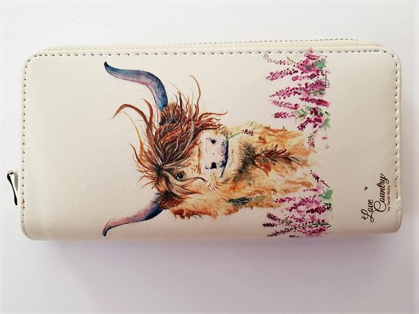 Highland Harriet Ladies Purse
