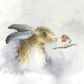 The Hare and the Robin